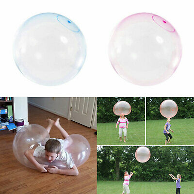40/100CM Wubble Bubble Ball Super Inflatable Antistress Ballon Outdoor Water Toy