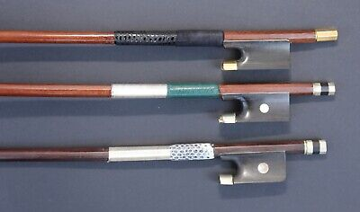 3 Old Violin bow