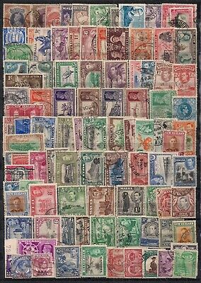Commonwealth-Gvi-Super Selection Of 200 Fine Used Stamps.looks All Different.