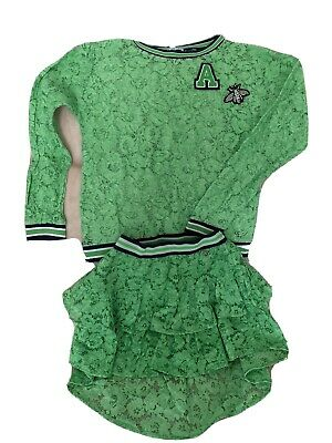 Girls Mayoral Top and Skirt Age 14