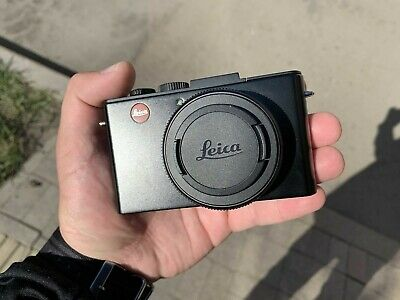 Leica D-LUX 6 10.0MP Digital Camera - black