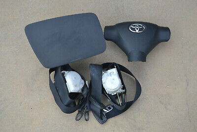Kit Airbag Completo Toyota Aygo