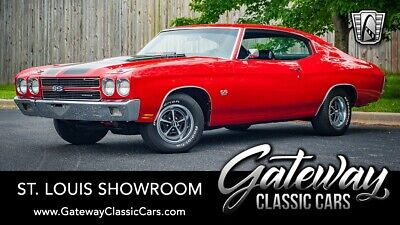 1970 Chevrolet Chevelle SS 396 Red 1970 Chevrolet Chevelle  396 V8 3 Speed Automatic Available Now!