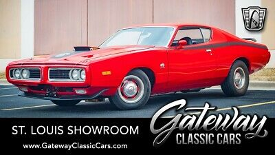 1972 Dodge Charger  Red 1972 Dodge Charger Coupe 500 CID V8 4 Speed Manual Available Now!