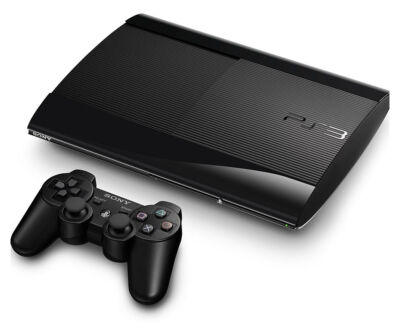 Sony PlayStation 3 Launch Edition 12GB Charcoal Black Console (NTSC)