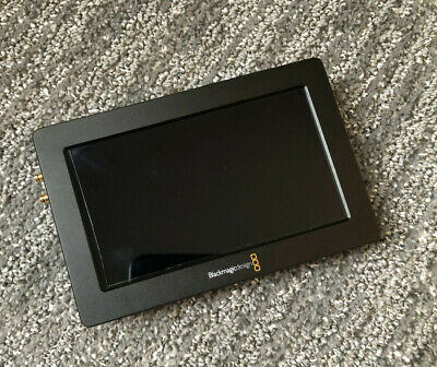 "Blackmagic Design Video Assist 5"" Monitor and Recorder - Great Condition!"