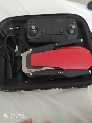 DJI Drone with hard case included