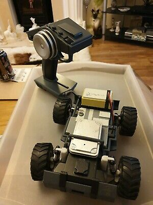 Call Of Duty Black Ops RC-XD Remote Control Car Partly Working