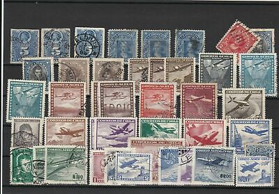 Chile Stamps Ref 23374
