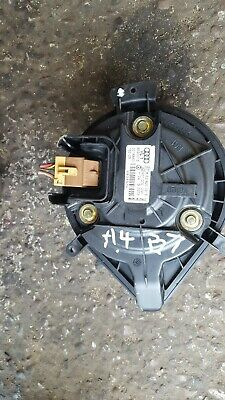 Audi A4 B7 04-08 Heater Blower Motor With Aircon