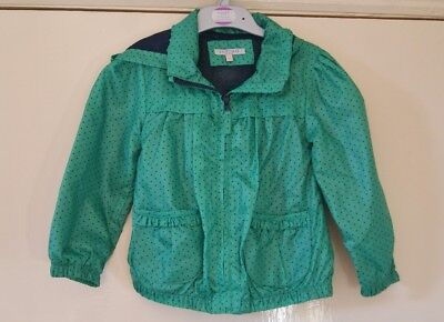 Girl's Hooded Jacket by Indigo  at M&S size 3-4 yrs,in my sale