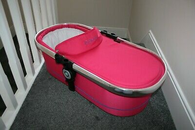 iCandy Peach 3 pram pushchair main CARRYCOT - Bubblegum pink