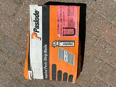 paslode nails 75mm Galvanised