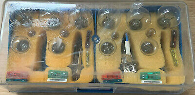 **24V 28 Piece Commercial Vehicle Bulb And Fuse Set In Case**