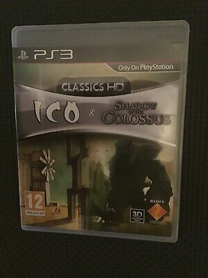 ICO & Shadow Of The Colossus HD Collection PS3