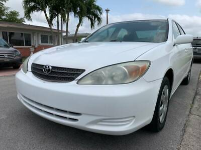 2004 Toyota Camry LE 4dr Sedan 2004 Toyota Camry LE 4dr 4-Cylinder Florida Owned One-Owner Drives Great WOW