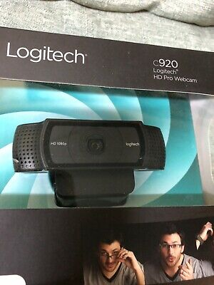 NEW LOGITECH C920 HD Pro Webcam