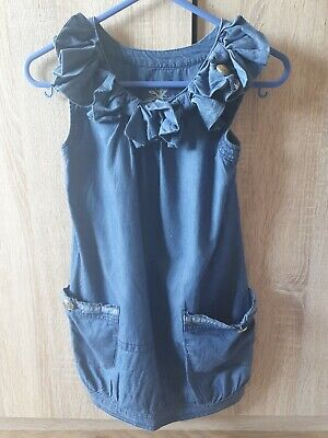 Girls age 6 River island dress so unusual and in fab condition