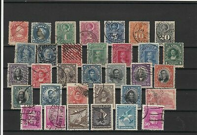 Chile Stamps Ref 23375
