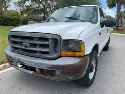 1999 Ford F-250 XL 2dr Standard Cab LB 1999 Ford F-250 Super Duty XL One-Owner City Maintained Florida ONLY 63K Miles