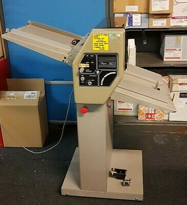 Morgana FRN 5 Rotary Numbering Machine- Automatic numbering