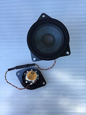 Bmw F15 F16 Harman Kardon Logic Dashboart Speakers And Tweeter 9194783  9294943