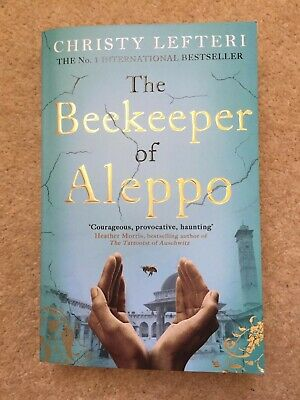 The Beekeeper of Aleppo by Christy Lefteri - Richard & Judy Book Club Pick 2020