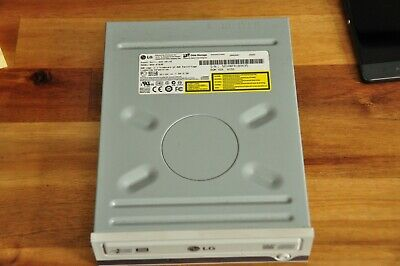 LG Super Multi Recorder DVD+RW CD-RW IDE Drive GSA-4163B
