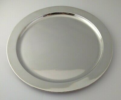 Tiffany & Co Solid Silver Platter or Tray - 598g - New York 1926.