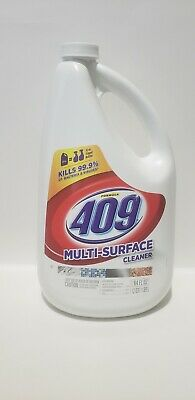 CLOROX Formula 409 Multi-Surface Cleaner, Refill Bottle, disinfect cleaner 64 oz