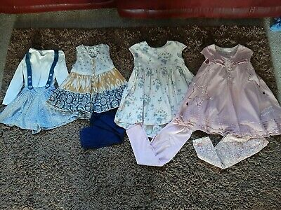 Girls Clothes Bundle Age 3-4 Next Inc.