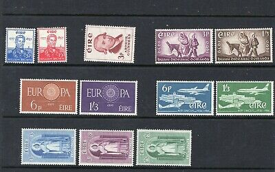 Ireland/Eire MM stamps CAT £70+