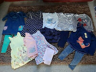 Girls Clothes Bundle Age 3-4 ,Next Inc