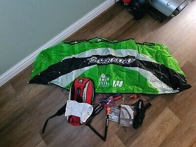 HQ Beamer III 1.4m Power Kite Only Used Once, Fantastic Condition.