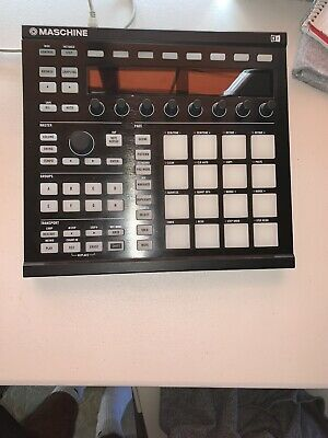 Native Instruments Maschine Mk2 Black (No Software!!!) Controller Only!
