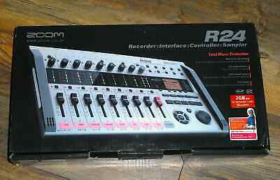 ZOOM R24 Audiointerface Digitalrecorder