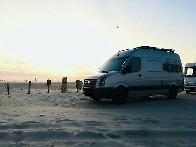 VW Crafter 2,5 TDI Edition 35 Camper Expedition Van Wohnmobil