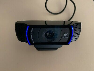Logitech HD Pro C920 - 1080p Webcam V-U0028 860-000334 - Excellent Condition!