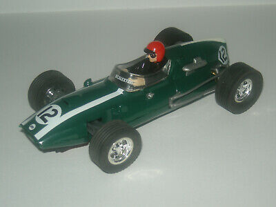 F1 Cooper Brabham T51 1959 World Champion Scalextric Nuevo
