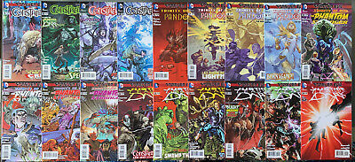 DC Forever Evil Blight Complete 18 Comic Tie-in Set VF/NM Justice League Dark
