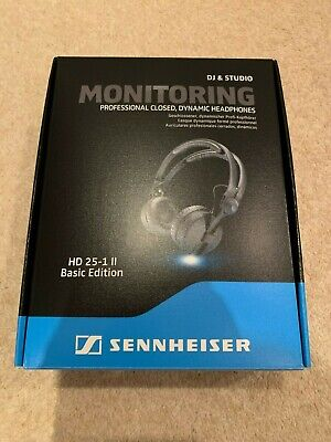 Sennheiser HD 25-1 II  Basic Edition headphones