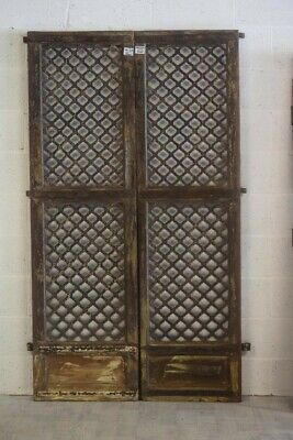 Indian Antique Jali Door an additional value to your luxurious property
