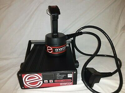 Enercon Super Seal Jr. Induction Cap Sealing System W/Carry Bag