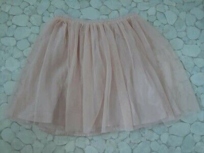 Girls Gap Kids Pink and silver skirt age 12 years