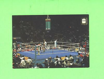 A Postcard Boxing Olympic Sport Post Card