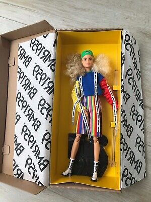 Barbie BMR1959 GHT92 Blonde Hair Mattel 2019 Tribute to 1990´s Collection