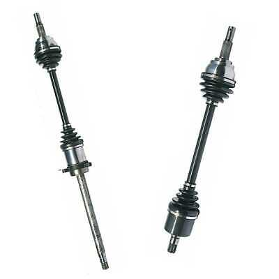 Front CV Axle Shaft Pair for 2004 2005 2006 2007 2008 2009 Nissan Quest