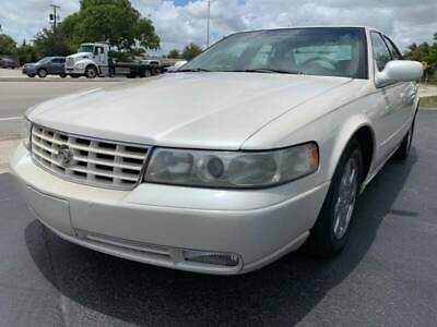 2003 Cadillac Seville SLS 4dr Sedan 2003 Cadillac Seville SLS 4dr Florida Owned Drives Great 104K Leather Loaded WOW