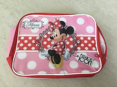 Minnie Mouse lunch box cool box