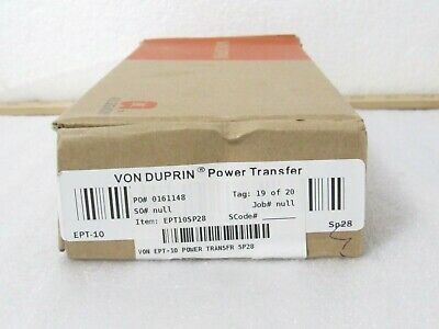 Von Duprin EPT10 Power Transfer Hinge  [CTA]